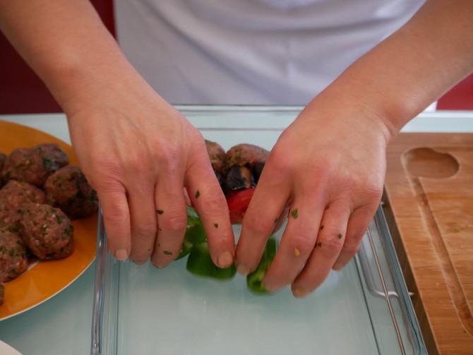 Atelier de cuisine Turque!!!