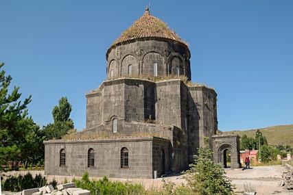 Cathédrale de Sourp Arakelots, Kars