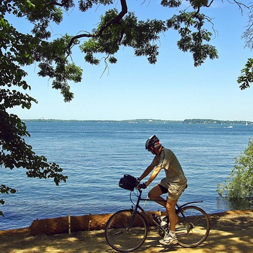Promenade autour du Lac Eymir