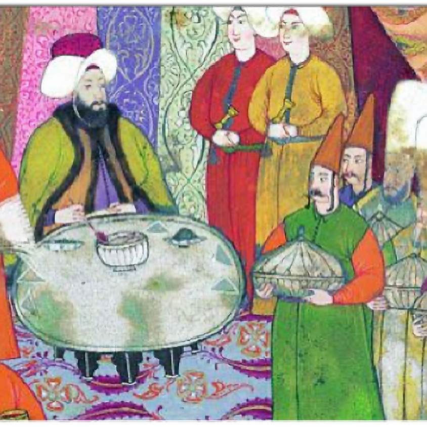 Visioconférence - La table du sultan