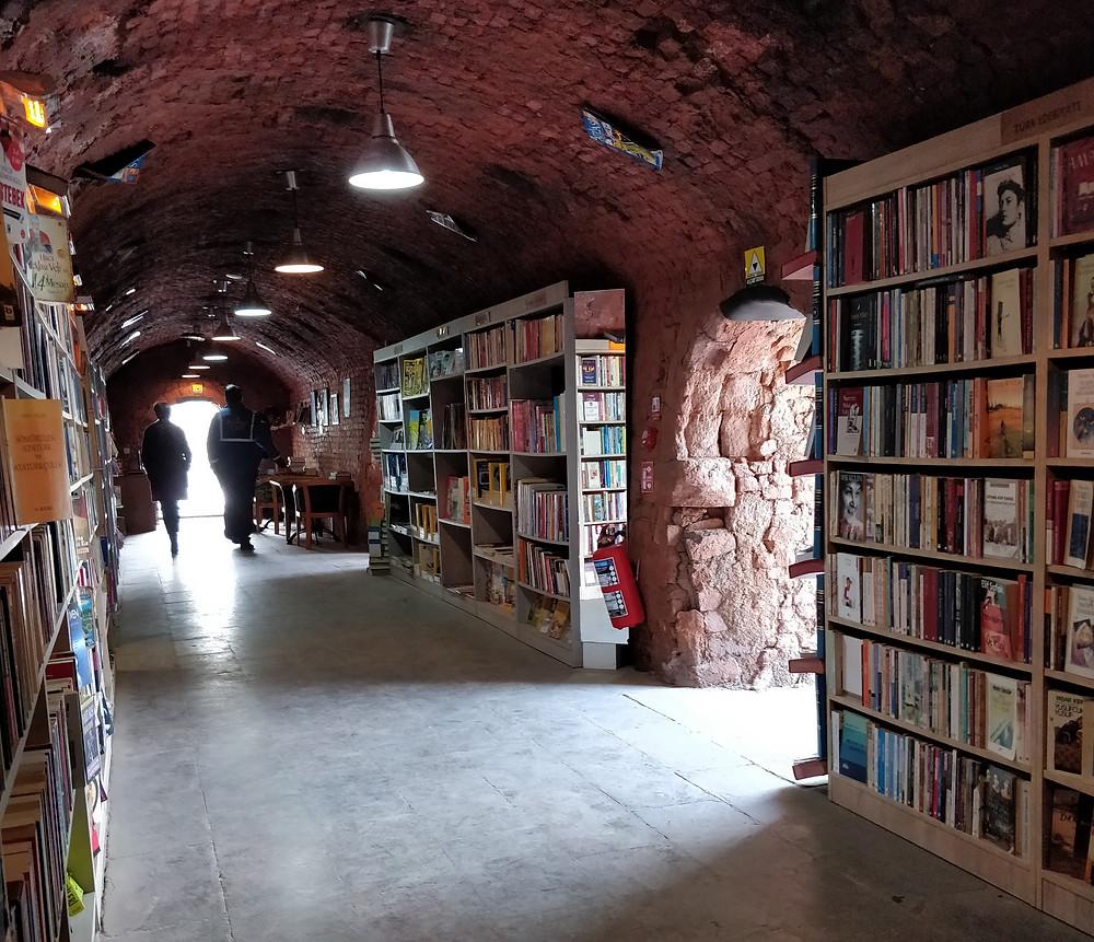 interieur bibliotheque