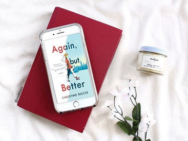 Again, but Better by Christine Riccio - Book Review