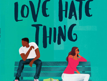A Love Hate Thing by Whitney Grandison - Blog Tour