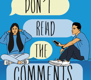 Don't Read The Comments by Eric Smith - Blog Tour