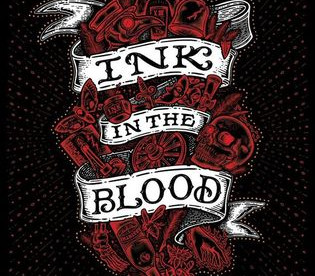 Ink in the Blood by Kim Smejkal - Waiting on Wednesday