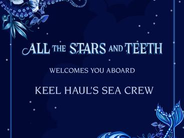 I am on Keel Haul's Sea Crew!