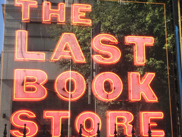 The Importance of Supporting Independent Bookstores