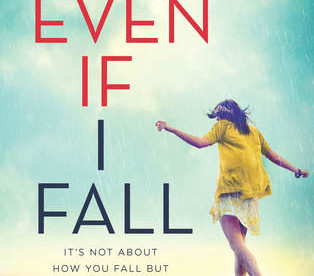 Even If I Fall by Abigail Johnson - Book Review