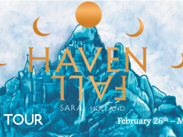 Havenfall by Sara Holland - Blog Tour and Review