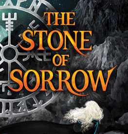 The Stone of Sorrow by Brooke Carter - Book Review