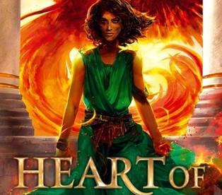 Heart of Flames by Nicki Pau Preto - Waiting on Wednesday