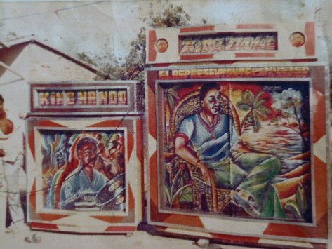 Tracing History Through Music and Dance: Focusing on Cuban Rumba and Champeta