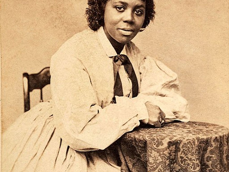 Edmonia Lewis: First African American & Native American Sculptor to Gain International Prominence