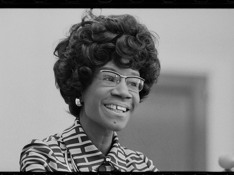 Unbought and Unbossed: The Story of Shirley Chisholm.
