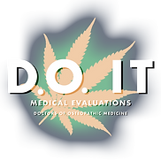 D.O. IT Medical Evaluations Logo
