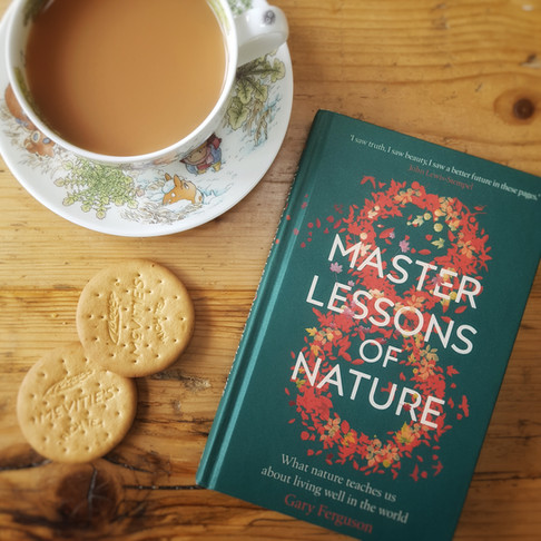 8 Master Lessons of Nature by Gary Ferguson: A Book Review #lovereading