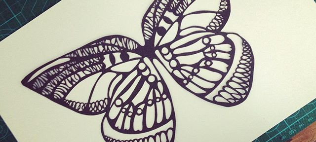 Another papercut today! This one's quite