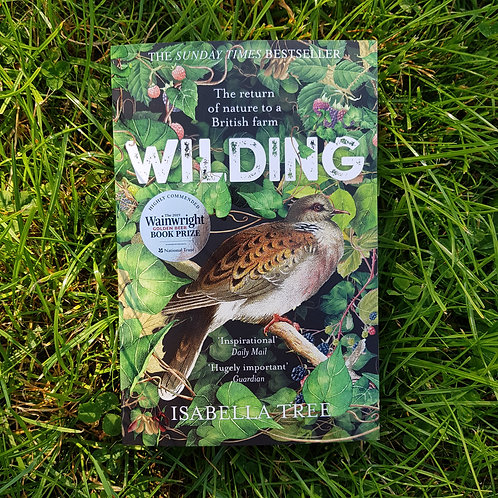 Wilding: The Return of Nature to a British Farm by Isabella Tree | Paperback