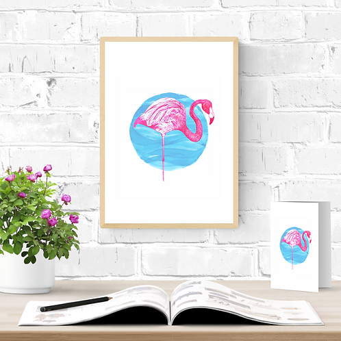 Animals of the World Prints SECONDS