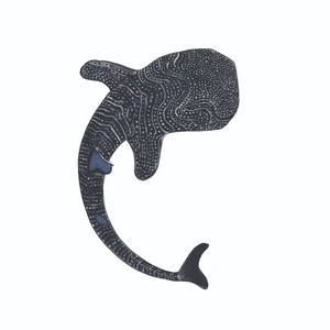 Baby Whale Shark Drawing