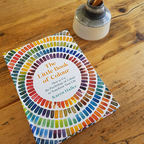 The Little Book of Colour by Karen Haller