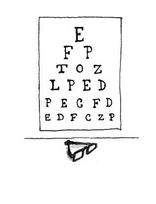 Optometrist's Chart