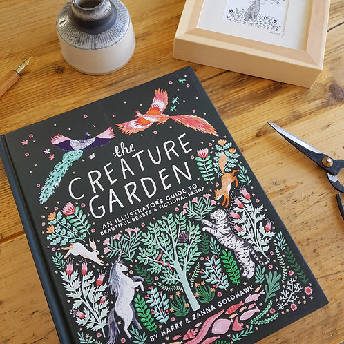 The Creature Garden by Harry and Zanna Goldhawk