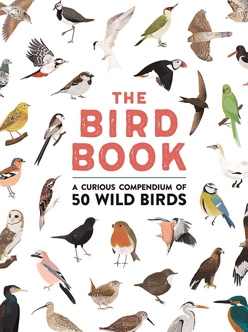 The Bird Book | Fully Illustrated | Paperback