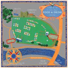 Tonbridge Food and Drink Festival Map