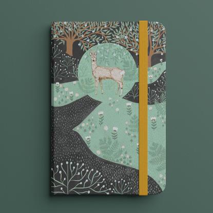 Roe Deer Journal Cover
