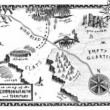 A Map for Radio Life by Derek B Miller