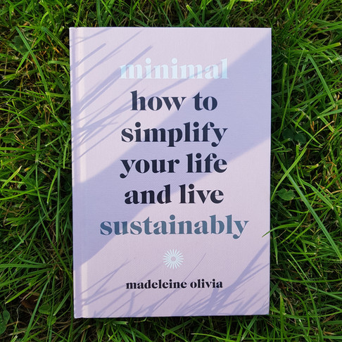 Minimal by madeleine olivia: A #lovereading book review
