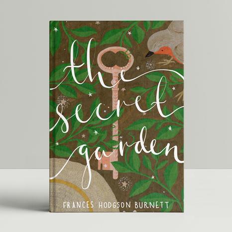 Reimagined Secret Garden Book Cover