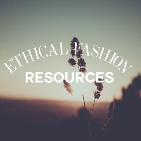 Pebble Magazine's Ethical Fashion Guide