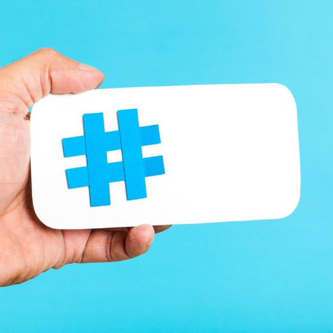 Top Tips for Using #Hashtags by Level Theory - A Kent Based Social Media Agency