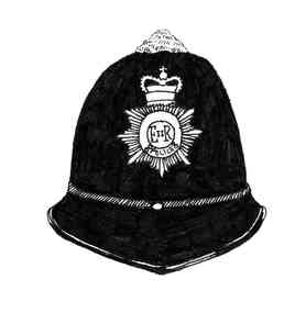 Policeman's Helmet