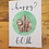 Thumbnail: PERSONALISABLE Inktober Stamps Cards | Original Art | Animal | Pop Culture