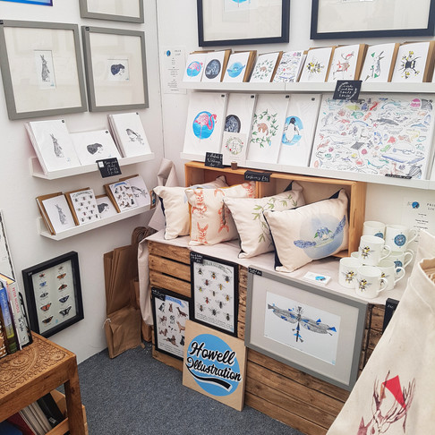 #TipTuesday - My Top 5 Tips for Craft Fair Beginners