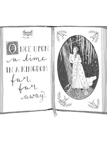 Vintage Storybook for Mariah Gale Creative