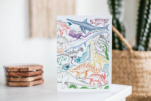 A Profusion of Wildlife Cards | Original Animal Designs | Eco Friendly