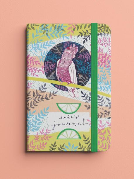 Cockatoo Journal Idea
