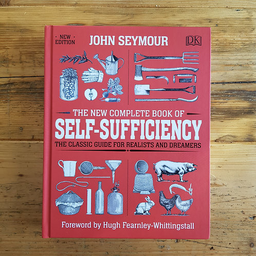The New Complete Book of Self Sufficiency | Hardback