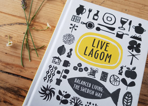 Live Lagom by Anna Brones a #lovereading book review