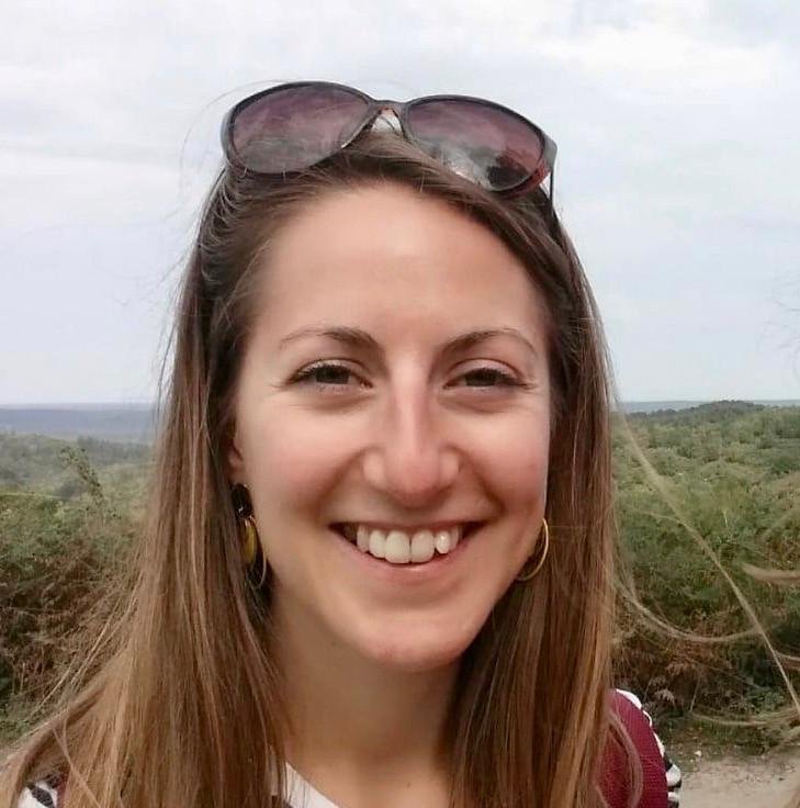 Sophie Blackman, Senior Editor at Studio Press