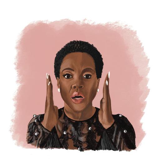 Viola Davis Portrait
