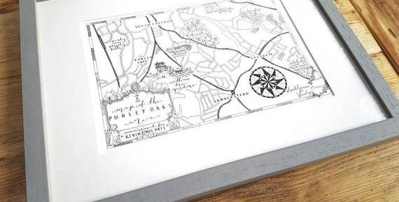 Purley Oaks Custom Map