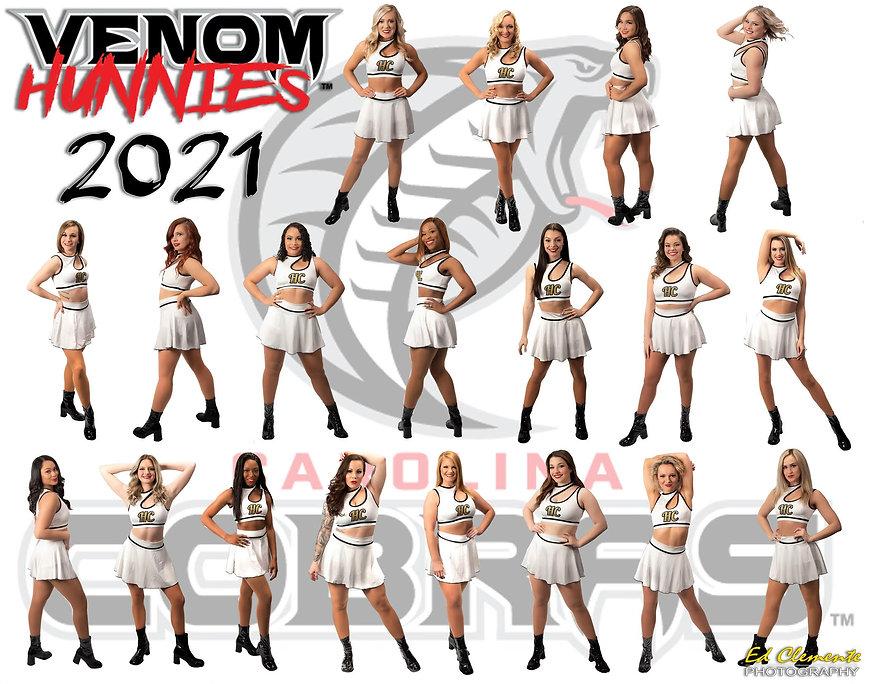 Venom Hunnies 2021