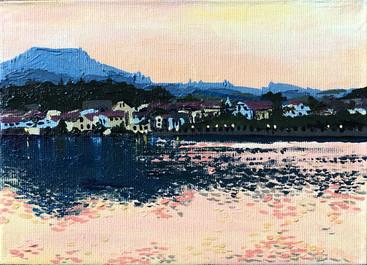 Lake Ganzirri