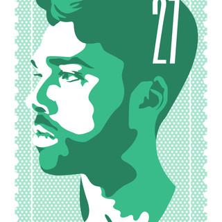 27 Stamp