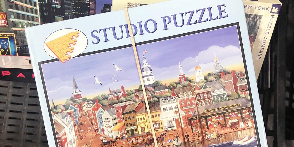 Puzzle Exchange Day